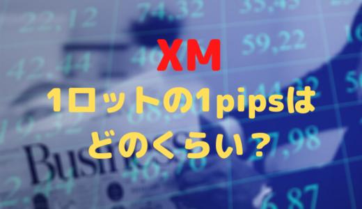 XM1ロットの1pipisはいくら?口座タイプ別で詳しく解説!